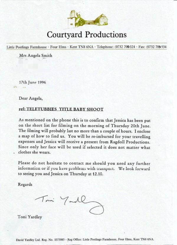 Contrato firmado com a atriz para o papel de Solzinho! (foto: Reprodução)