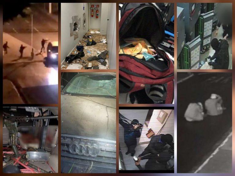 Imagens mostram a ação de criminosos em Criciúma/SC?