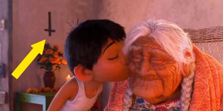 """A Pixar escondeu cruz satanista no filme """"Viva – A Vida é Uma Festa""""?"""