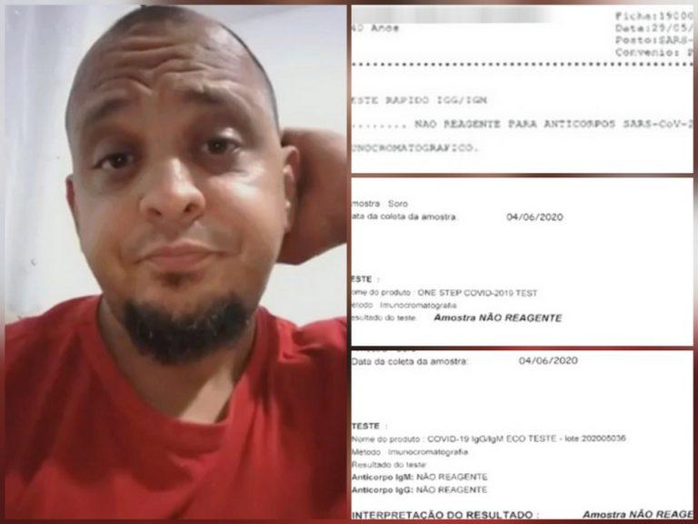 Morador de Cruzeiro/SP alega que não teve COVID-19! Será verdade?