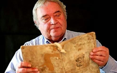 O homem chamado de Rodolfo Cruz Salvador no boato é, na verdade, o britânico Lee Smale!