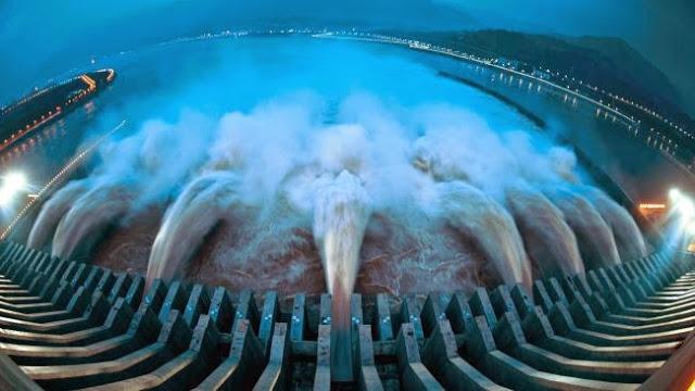 NASA: Maior barragem do mundo está afetando a rotação da Terra?