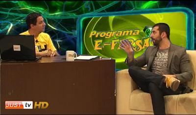 Mágico Daniel Prado no Programa E-farsas