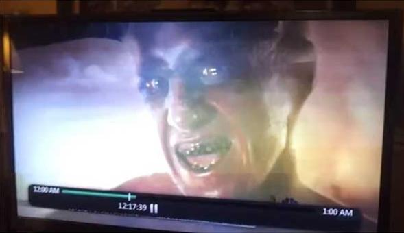 Demonio aparece na TV nos EUA. Verdadeiro ou farsa?