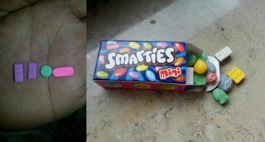Nova droga chamada de Docinho estaria sendo vendida na porta das escolas! Será verdade? (foto: Reprodução/Facebook)