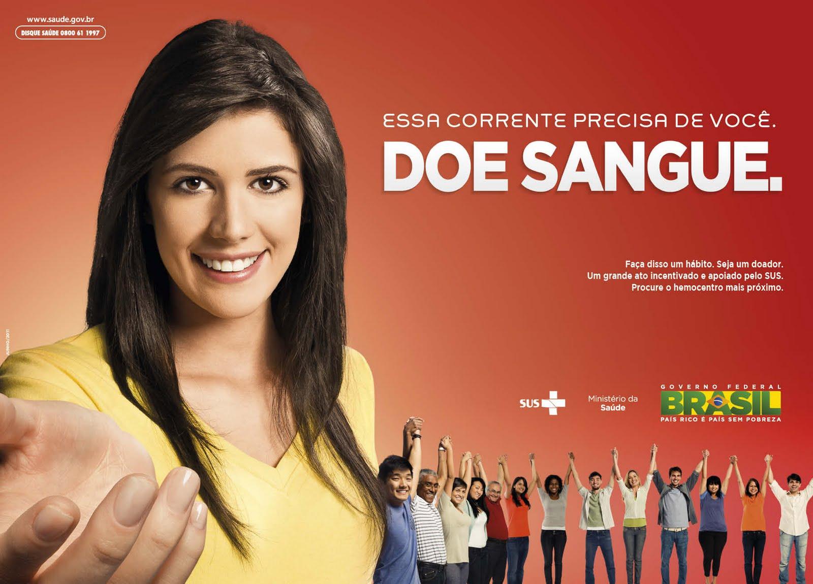 Propaganda original, de 2011! (foto: Divulgação)