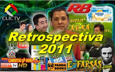 Retrospectiva E-farsas 2011 - Tudo o que rolou conosco!