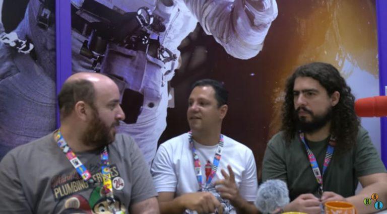 O E-farsas em entrevista com o Pirulla no BláBláLogia!