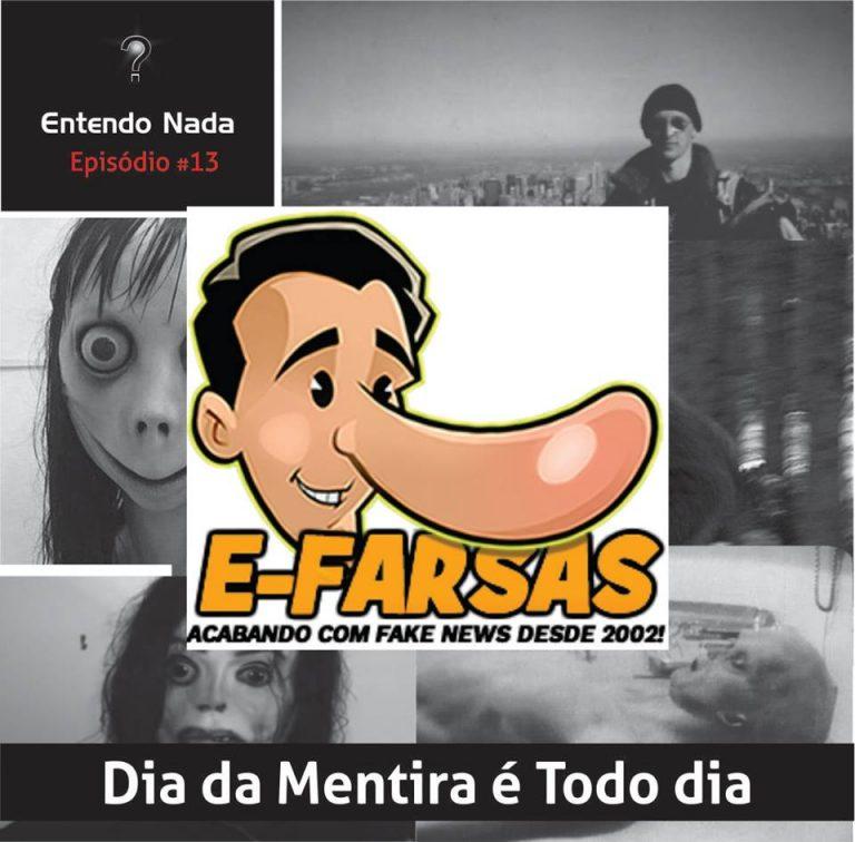 Ouça a participação do @Efarsas no Entendo Nada Podcast!