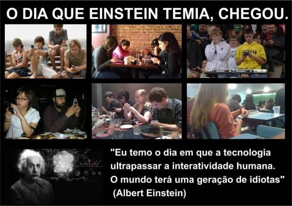 Frase atribuída a Albert Einstein é real?
