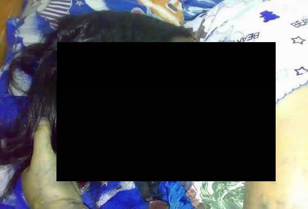 Mulher morre eletrocutada após dormir ouvindo música no celular carregando! Sera verdade? (foto: Reprodução/Facebook)