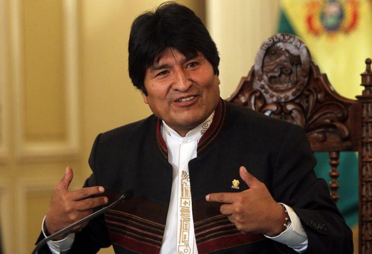 O Governo da Bolívia proibiu o cristianismo?