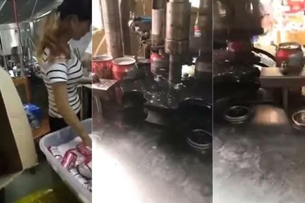 Vídeo mostra fábrica clandestina da Budweiser! Será verdade?