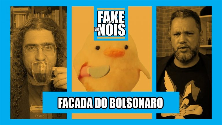 Fake em Nóis: 3 anos da facada no Bolsonaro! Será que foi tudo armado?