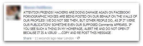 Facebook estaria sendo invadido por videos pornôs!