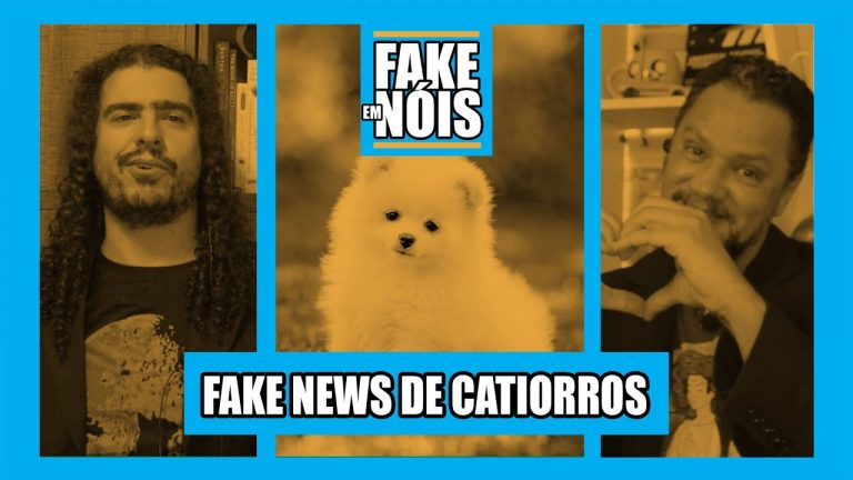 Fake em Nóis: Analisamos 15 notícias envolvendo cachorros!