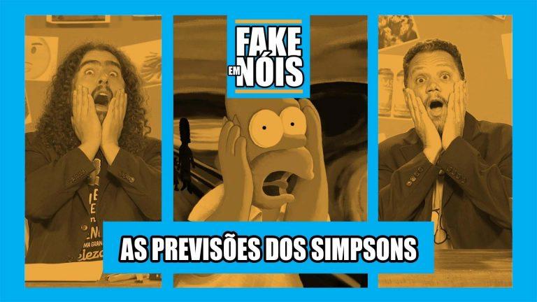 Fake em Nóis: Os Simpsons previram mesmo o futuro?