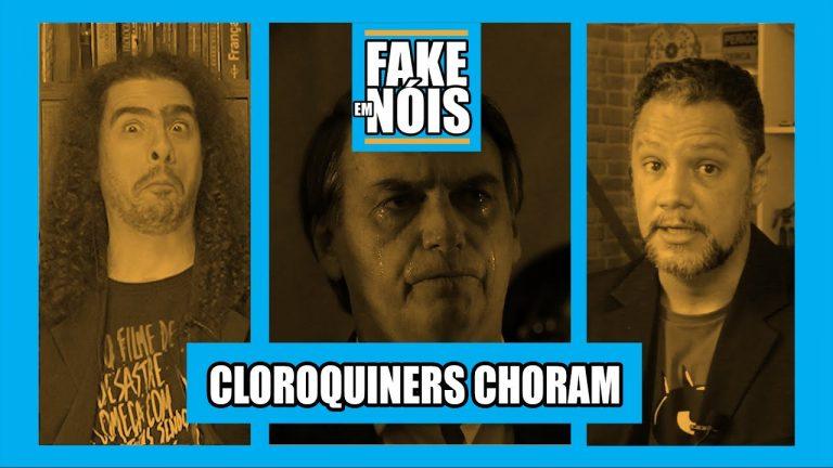 Fake em Nóis: A história da Cloroquina!