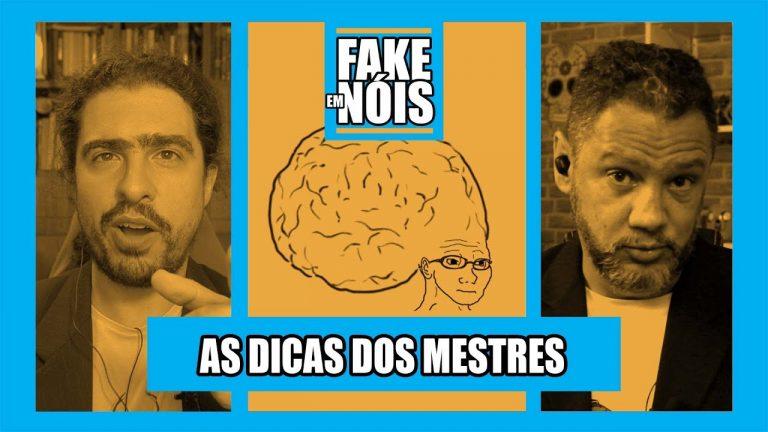Fake em Nóis: Dicas de livros, filmes, podcasts e documentários!