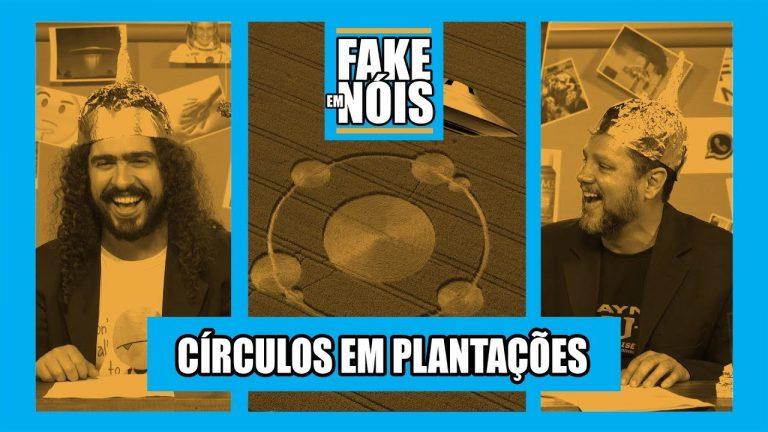 Fake em Nóis: A verdade sobre os círculos que aparecem nas plantações!