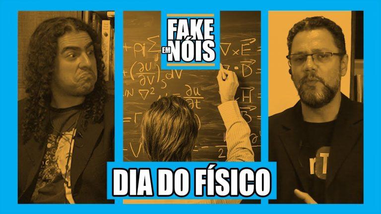 Fake em Nóis: Fakes envolvendo a Física Quântica!