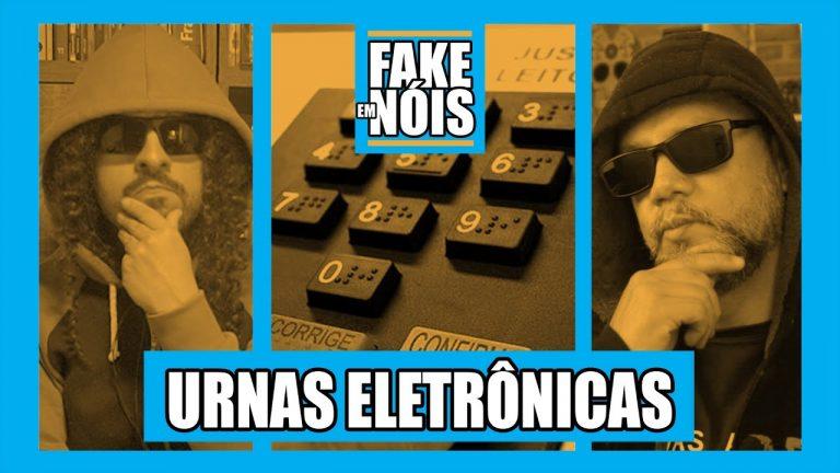 Fake em Nóis: As urnas eletrônicas podem ser hackeadas?