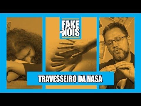 Fake em Nóis: Será que a NASA faz travesseiro mesmo?