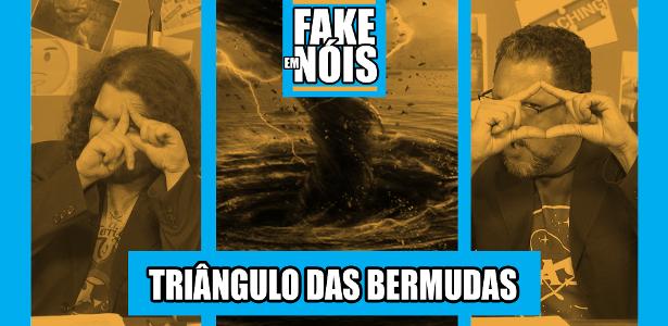 Fake em Nóis: A verdade sobre o Triângulo das Bermudas