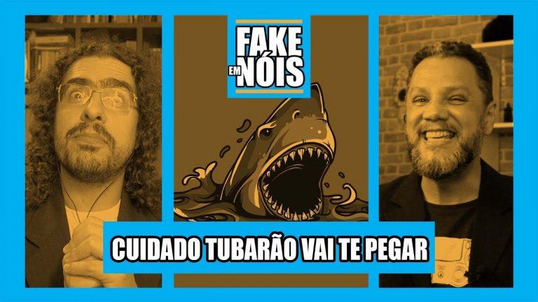 Fake em Nóis: Tubarões são vilões? Analisamos 'filmes de tubarão' famosos!