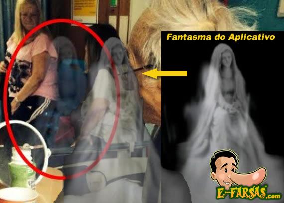 """Sobreposição de imagens  mostra como os """"fantasmas"""" se parecem!"""