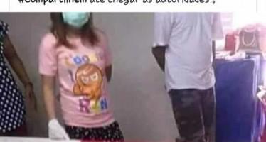 Restaurante chinês estaria vendendo bebês triturados para clientes em Pernambuco! Será verdade? (foto: Reprodução/Facebook)