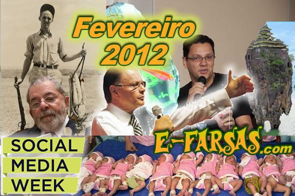 Resumo Fevereiro de 2012 - E-farsas