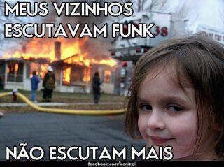 Disaster Girl Funk