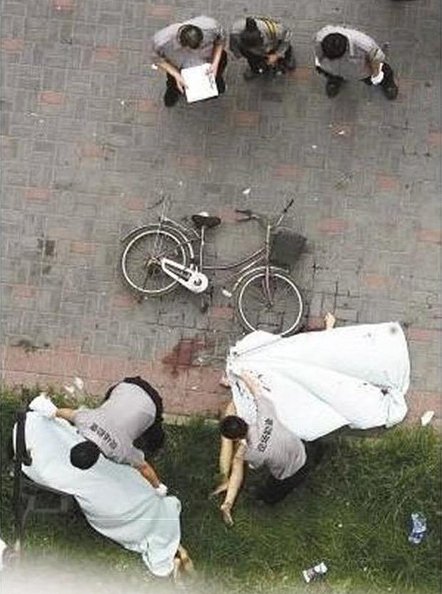 Casal morreu no Japão!