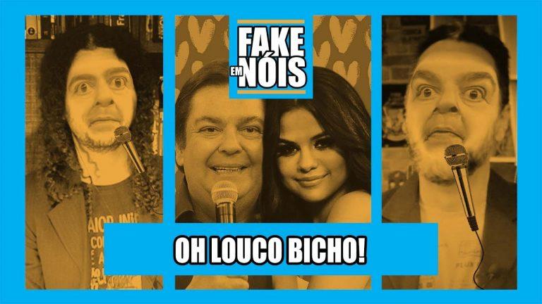Fake em Nóis: As fake news envolvendo o Faustão e a Selena Gomez!