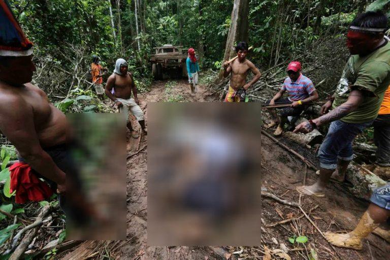Índios prenderam membros de ONGs acusados de provocar queimadas na Amazônia?