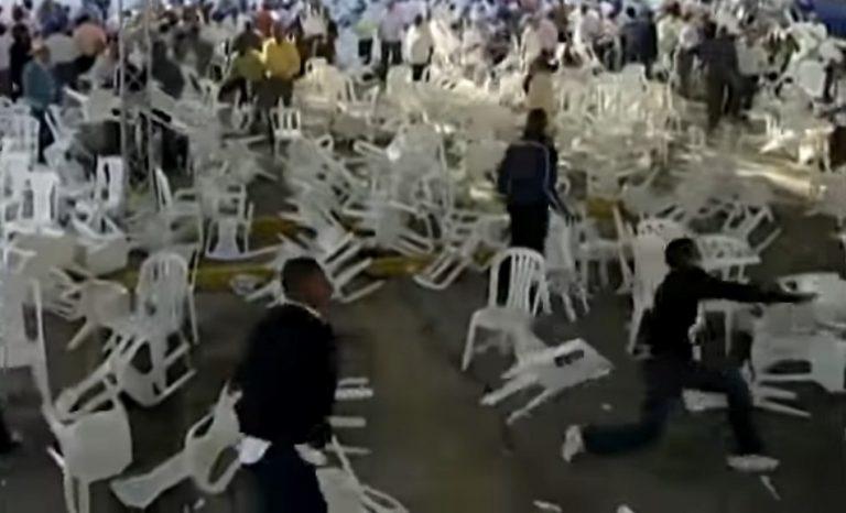 Culto evangélico terminou em pancadaria após pastor cobrar o dízimo do saque do FGTS?
