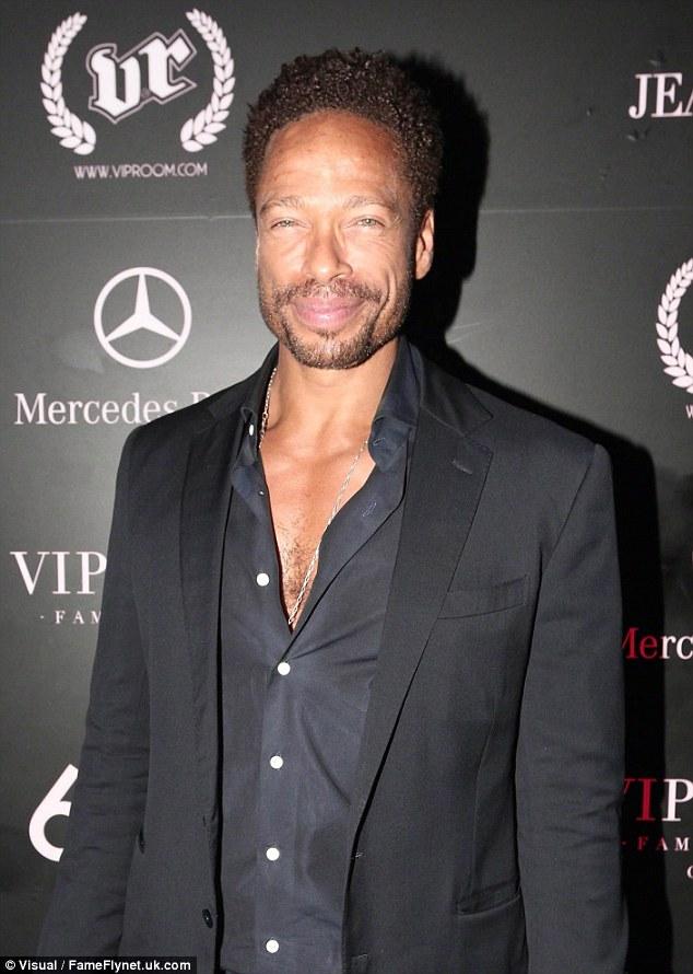 O ator em 2014, durante o 67º Festival de Cannes! (foto: Divulgação)