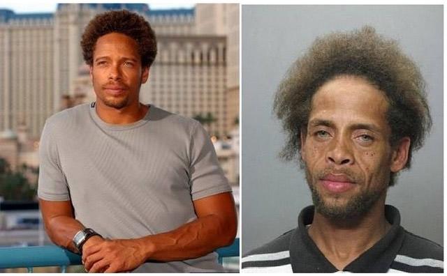 O ator de CSI Gary consumido pelas drogas! Verdade ou farsa? (foto: reprodução/Facebook)
