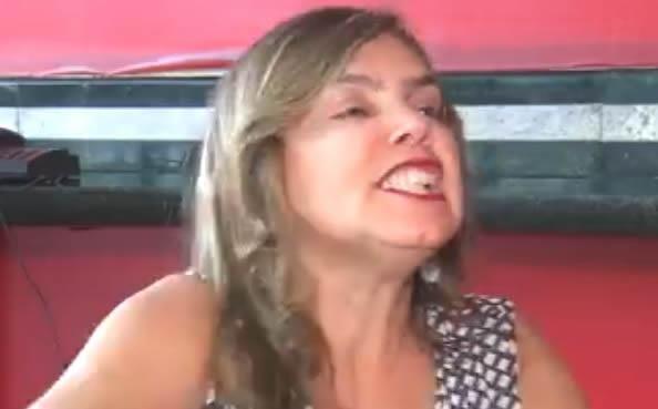 A mulher de Gilmar Mendes agrediu um repórter da Band?
