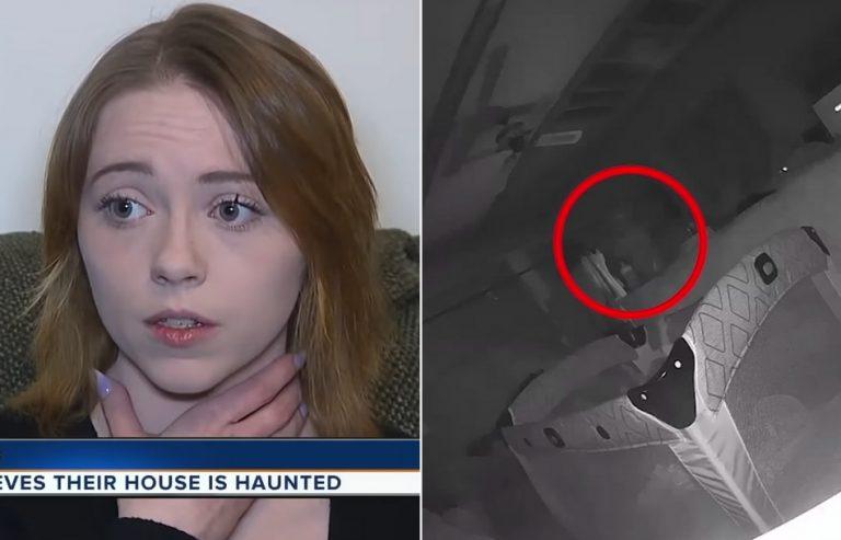 """Mãe e bebê foram atacadas por um """"fantasma"""" em Michigan, nos EUA?"""
