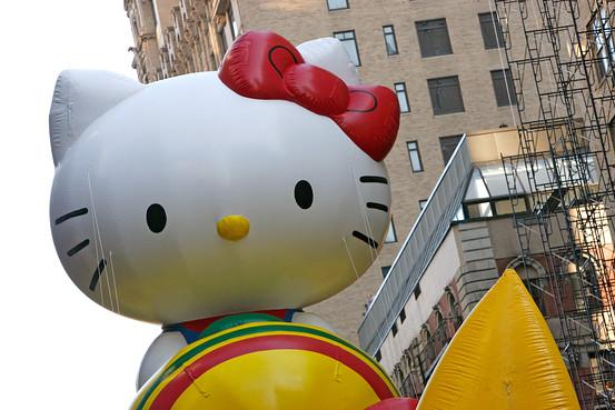 Bomba! A Hello Kitty não seria uma gata! Será? (foto: Divulgação)