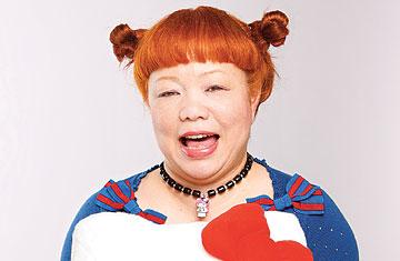 Yuko Yamaguchi, desenhista oficial da Hello Kitty! (foto: Divulgação)