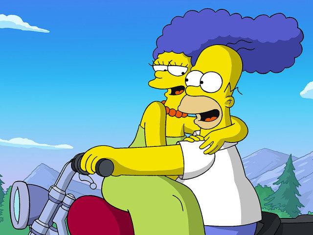 Homer e Marge se separam, mas tudo volta ao normal!