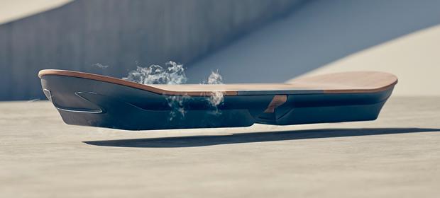 Lexus lança hoverboard que flutua igual ao do filme De Volta para o Futuro?