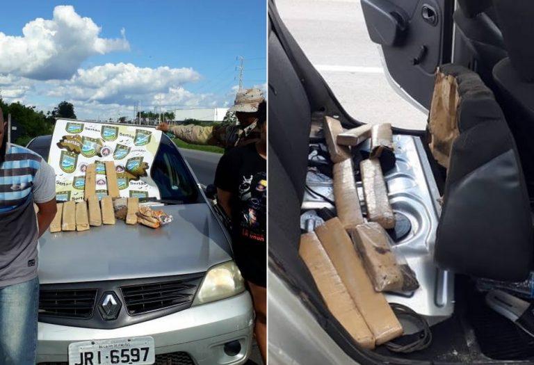 Ativistas dos Direitos Humanos foram presos por tráfico de drogas, na Bahia?