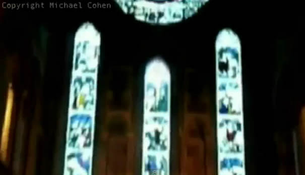 Detalhe do vídeo de Michael Cohen - Diana sumiu!
