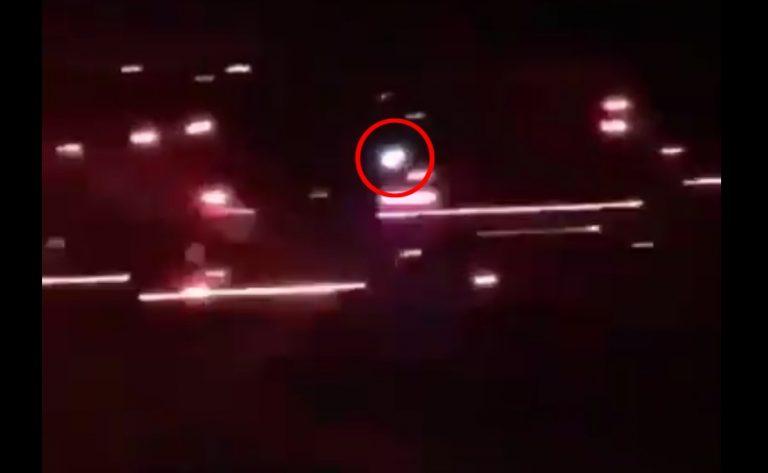 """Vídeo mostra um suposto """"OVNI"""" sendo alvejado pela artilharia do Irã?"""
