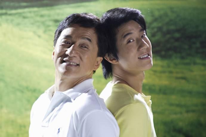 Filho do ator Jackie Chan poderá ser punido com a morte! Será verdade? (foto: Reprodução)