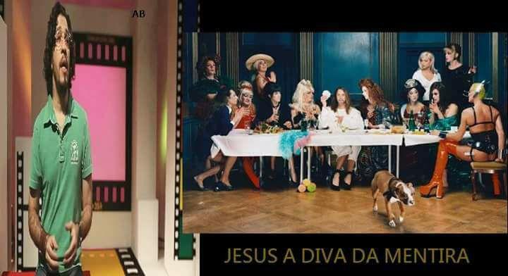 Jean Wyllys dirigiu um filme chamado Jesus A Diva da Mentira?